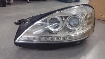 Mercedes s221 фары рестайлинг  дизайн 2010-13 года комплект!! в Бишкек