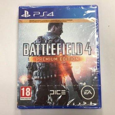 ps4 oyunlari - Azərbaycan: Battlefield 4.Sony PlayStation 4 oyunlarının və aksesuarlarinin