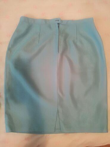 Suknja plava