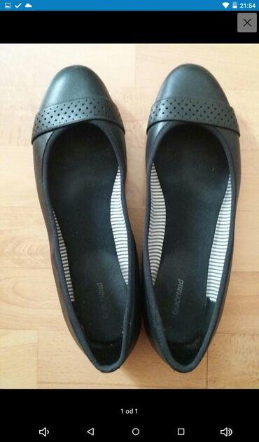 Ženska obuća | Crvenka: Baletanke Deichmann 42, ug 27,5cm