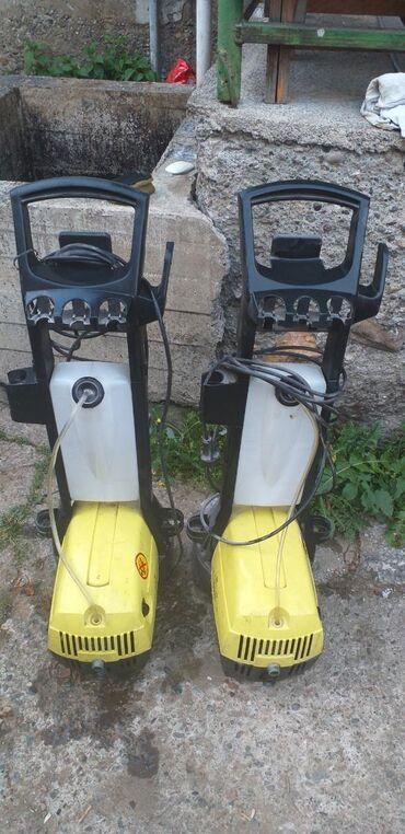 Mašine za pranje vozila,obe za 50e. 120 bari. Nemaju pištolje i treba