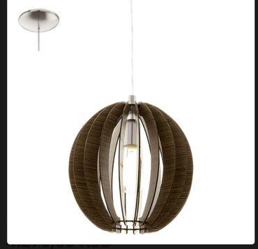 Kućni dekor - Vranje: Luster Eglo, potpuno nov