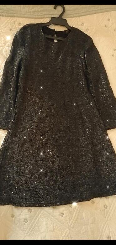 нарядное платье в пол в Кыргызстан: Продаю очень нарядное платье Koton, полностью прошитое поетками