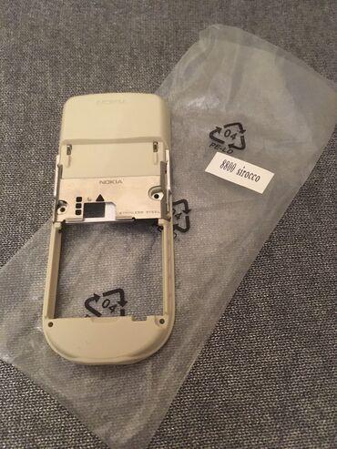 Nokia 8800 Silver Ağ rəng Təzə KarkazıSatışda Magazinnərdə Yoxdu