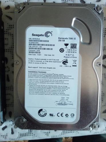 hdd-disk - Azərbaycan: Hard disk 250GB