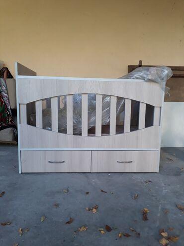 детский в Кыргызстан: Продаю детскую кроватку токмок
