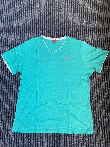Men's T-shirts - Srbija: Nova Original S.Oliver majica XL velicina Majica je potpuno nova, nika