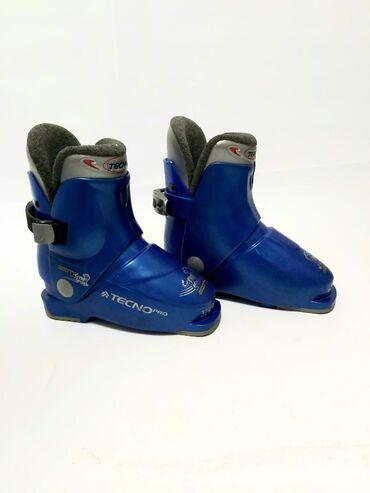 Лыжи - Кыргызстан: Ботинки для лыж детские продаюОт того, насколько удобно малышу