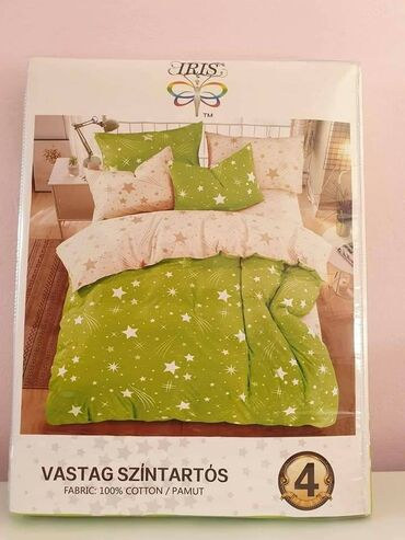 Kuća i bašta - Odzaci: Pamucna posteljina100%pamuk4delaJorganska navlaka:140×200Dusecni