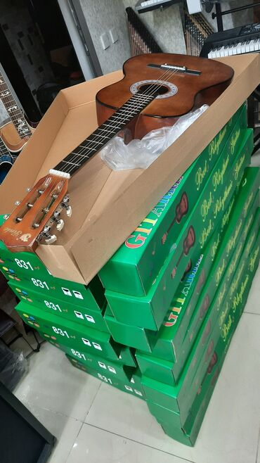 Gitara teze pakofqa  Rast musiqi aletleri maģaza ùnvanalari   1___Ehme