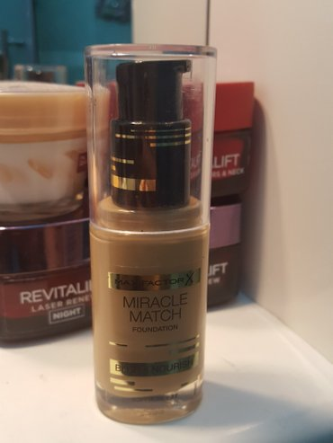 Max factor miracle match blur and nourish nov - Beograd