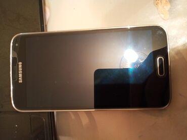 Samsung 8190 - Азербайджан: На запчасти Samsung Galaxy S5 Черный