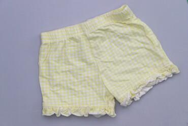 Детская одежда и обувь - Киев: Дитячі шорти у клітинку Nutneg на зріст 68 см, 3-6 міс.    Довжина: 17