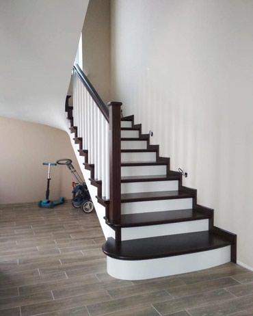 Лестницы для дома  Изготавливаем лестницы для дома   в Бишкек