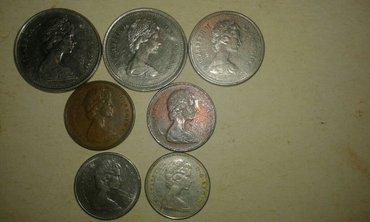Монеты канады 67,70,73,74,78,85г.  в Токмак