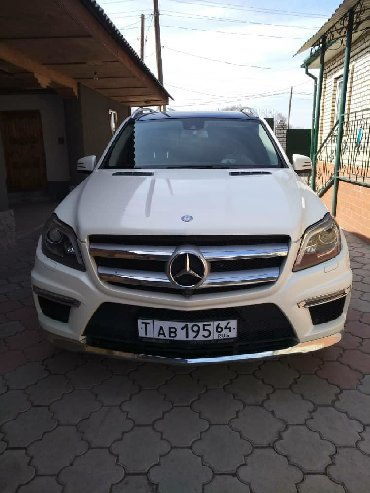 dvigatel mersedes 123 в Кыргызстан: Mercedes-Benz GL-class AMG 3 л. 2015 | 50000 км