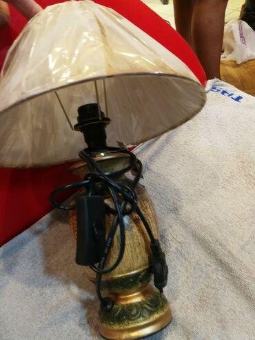Stona lampa - Srbija: Lampa stona nova