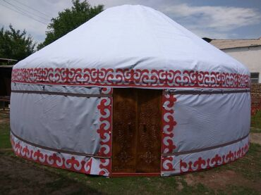 прокат посуды в Кыргызстан: Юрта юрты на прокат прокат юрт аренда палаткиЮрта (Аренда юрты)