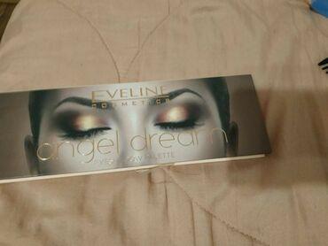Bunda od cincile - Srbija: Evelin paleta Angel dreamU potpunosti nova. Idealan set od dvanaest