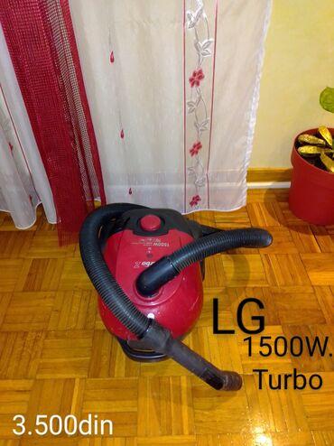 Lg l9 - Srbija: Usisivači LG 1500W