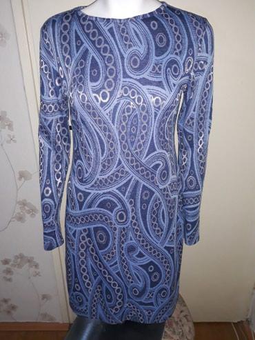 Trikotazna-pamuk - Srbija: Trikotazna haljina,vel.M-L,duz.88 cm,95% viskoze/5% elastina