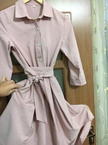 Платье-рубашка в Бишкек