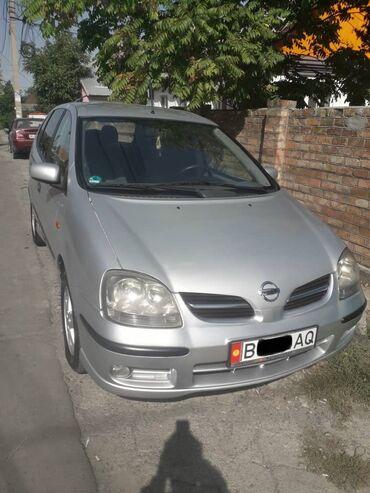 Nissan - Кыргызстан: Nissan Almera Tino 1.8 л. 2004 | 185000 км