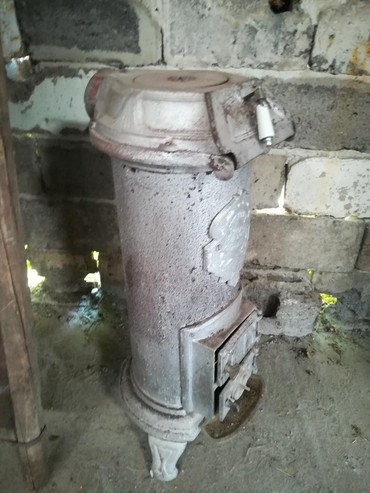 Plinska pec - Srbija: Pec u dobrom stanju