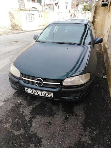 qedimi pul - Azərbaycan: Opel Omega 2 l. 1996 | 400123 km