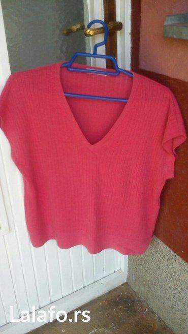 Roze bluza dužina 54cm. bez ostecenja.br.44 - Nis
