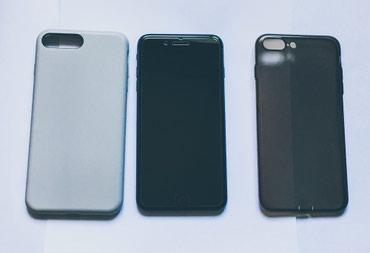 IPhone 8 plus Серый космос, ёмкость  256 Гб.  в Бишкек - фото 3