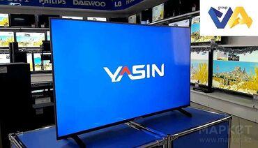 Телевизоры ЯсинТелевизор Ясин32 дюм_(смарт тв. андроид)40 дюм_(смарт