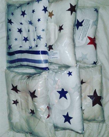 Ортопидические подушки применяются для правильного развития шейного от в Бишкек