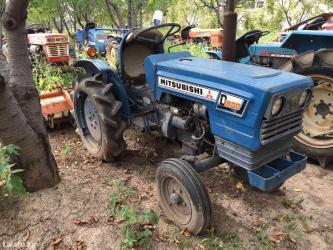 Двухцилиндровый дизельный трактор в Бишкек
