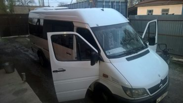 Mercedes-Benz Sprinter 2.2 л. 2004 | 1 км