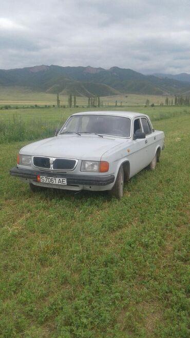 ГАЗ - Кыргызстан: ГАЗ 31029 Volga 2.4 л. 1993   62697 км