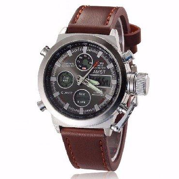 Продам новые часы мужские фирмы AMST фирменный китай,(небольшой торг)