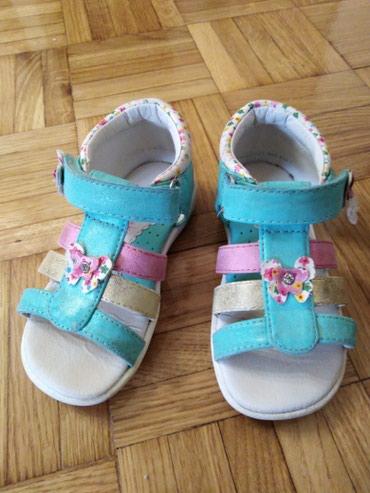 Sandalice br. 23 za devojčicu, lepo su očuvane. - Nis