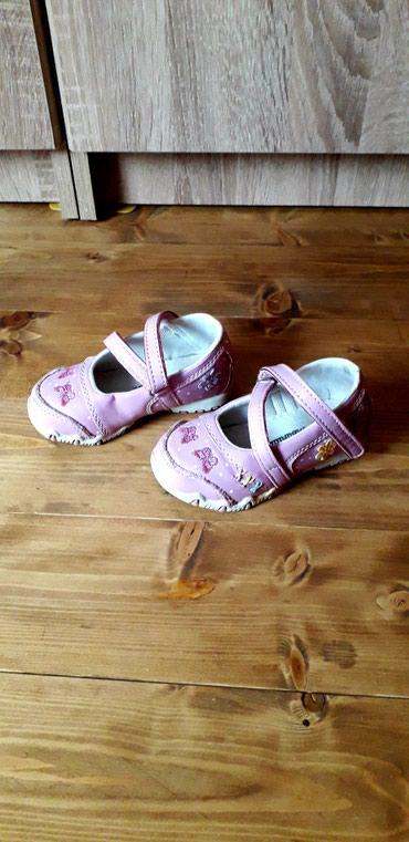 Dečija odeća i obuća - Beocin: Sandalice za devojcice,lepo ocuvane.broj 23