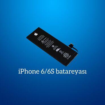 """Enerjiyükləyicilər - Azərbaycan: """"Apple iPhone 6s"""" batareyası"""
