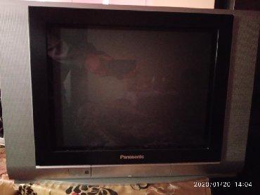 """Panasonic televizoru tam işlək vəziyyətdə. Diaqonal 21"""""""