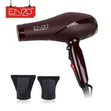 fast hair straightener в Кыргызстан: Фен для волос Enzotop hair dryer EN-3009