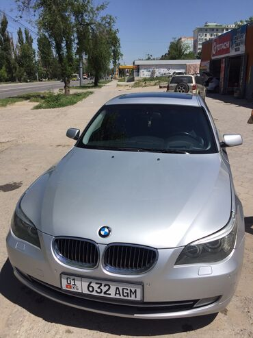 BMW 5 series 3 л. 2008
