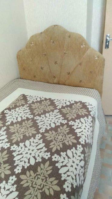 Кровать односпальная. 210 сантиметров. в Бишкек