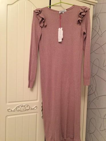 Новое италянское платье 38 размер. Качество очень хорошее.  в Бишкек