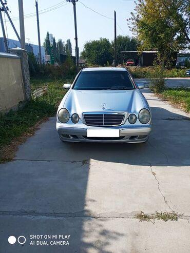 Mercedes-Benz - Кант: Mercedes-Benz E-Class 2.1 л. 2000 | 348000 км