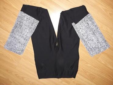 Zimske-helanke-teksas-jaknice-bluzice-za - Srbija: SNIŽENJEEEE. 500,00. NOVA CENAAA. Luckaste zimske