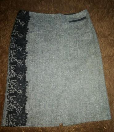 Женская одежда в Сокулук: Женская юбка,шикарного качества, размер 44-46,одета несколько раз, пис