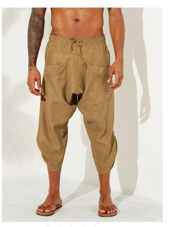 Radne pantalone - Srbija: Muske pantalone slobodnog stila M-3XL sl. Esl. EM,L,XL,XXL,3XL - 58