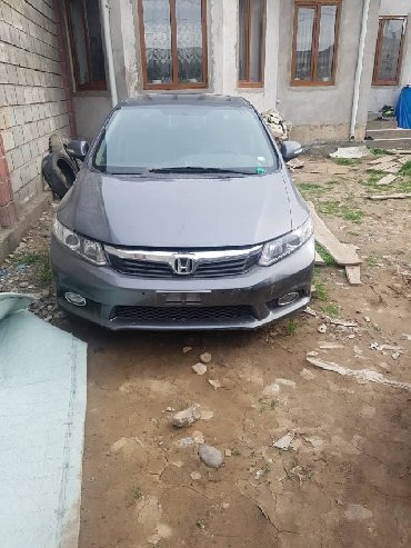 honda civic 2016 в Кыргызстан: Honda Civic 2012